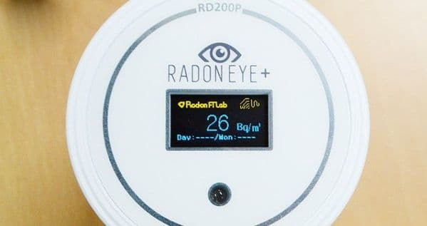 RadonEye Plus 2 - New Generation Of Radon Detector | Radon Shop